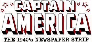 Captain America: 1940's Newspaper Strip