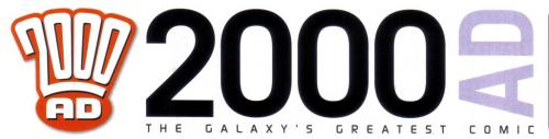 2000 AD - 2018