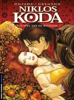 Niklos Koda 8 Het spel van de meesters