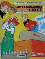 Chick Bill 24 Het raadselachtige Tibet