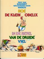 Asterix S5 Hoe de kleine Obelix in de ketel van de druide viel
